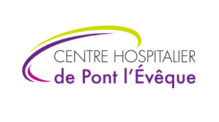 Logo L'hôpital de Pont l'Évêque