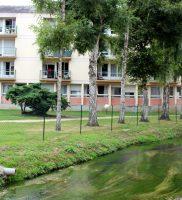 Le parc du pavillon Langlois